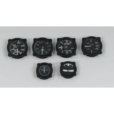 Instruments historiques fond noir 1/4