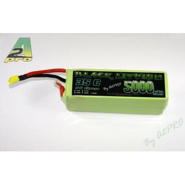 Batterie lipo 6S 5000mAh 35C