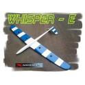 Planeur WHISPER-E 2.04 X-MODELS