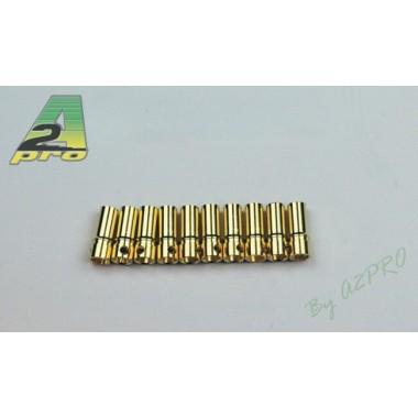 Connecteurs PK femelle 3.5mm  (x10)