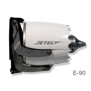 Turbine JETEC E90 MIG FLIGHT