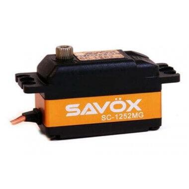 SAVOX SC-1252MG 20mm/7kg
