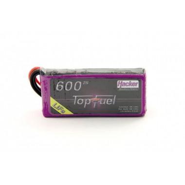 Batterie LiFe 2S 600mAh 30C
