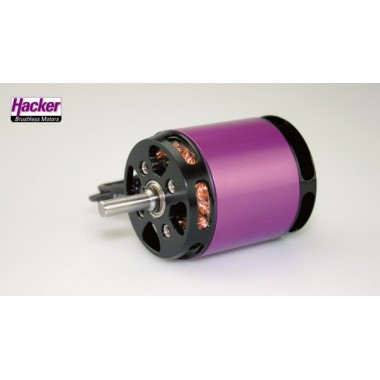 Moteur Hacker A50-12L V4