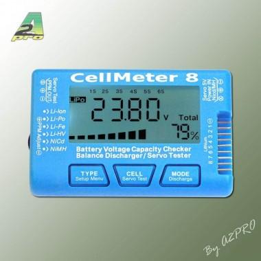 Contrôleur de batteries CELLMETER 8