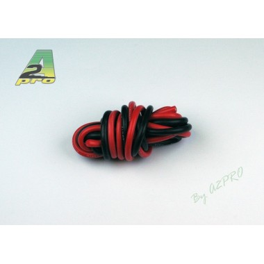 Câble silicone AWG8