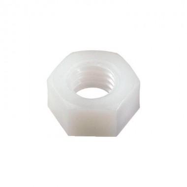 Ecrou nylon M5 (x10)