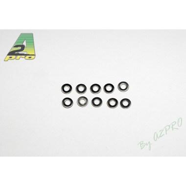 Rondelle inox 2mm (x10)