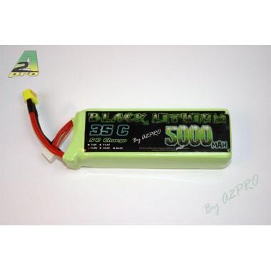 Batterie Lipo 4S 5000mAh 35C