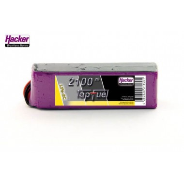 Batterie LiFe EC 2S 2100mAh 30C