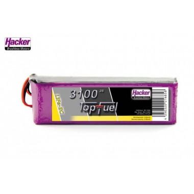 Batterie LiFe EC 2S 3100mAh 30C