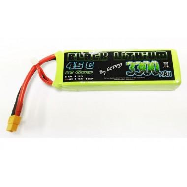 Batterie Lipo 4S 3300mAh 45C