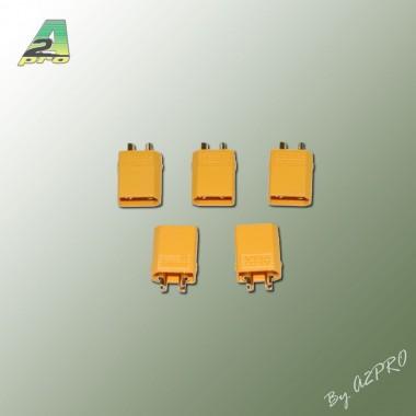 Prise XT30 femelle (x5)