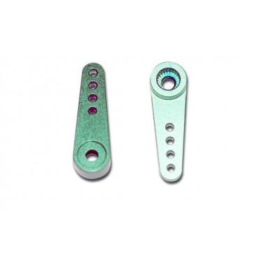 Palonniers aluminium PROTRONIK (x2)