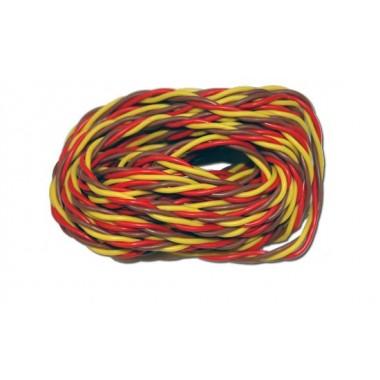 Cable torsadé JR 0.30mm²