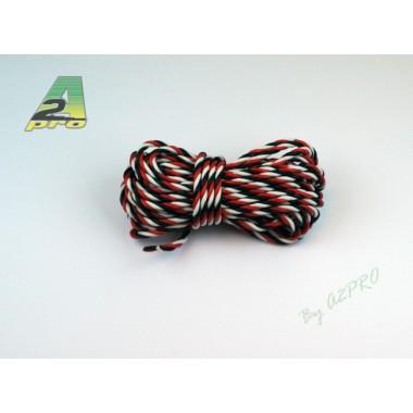 Cable torsadé Futaba 0.30mm²