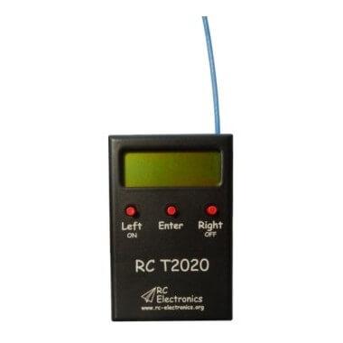Récepteur télémétrie RC T2020