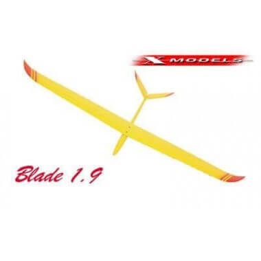Planeur BLADE 1.9 E XMODELS