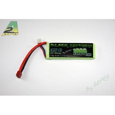 Batterie Lipo 2S 1800mAh 45C