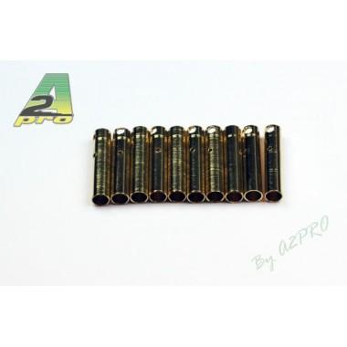 Connecteurs PK femelle 4mm  (x10)
