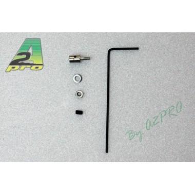 Domino fixation sur CAP 1 mm (x10)