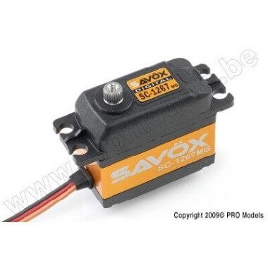 SAVOX SC-1267SG HV 20mm/21kg