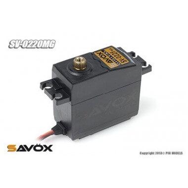 SAVOX SV-0220MG HV 20mm/8kg