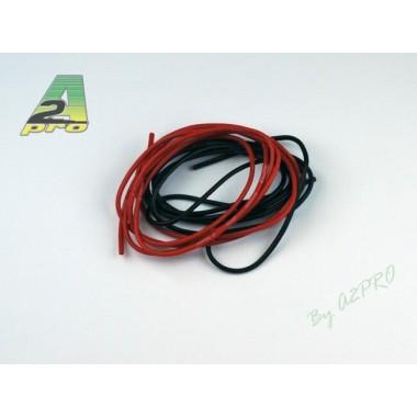 Câble silicone AWG16