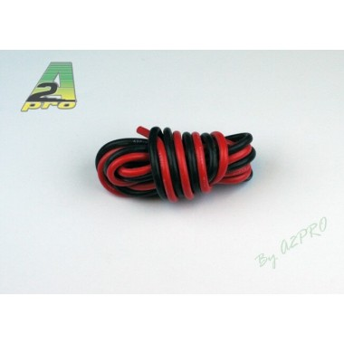 Câble silicone AWG14