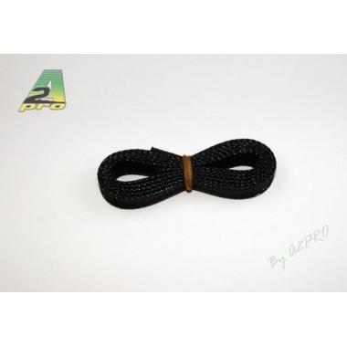 Gaine extensible noire 10mm