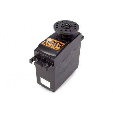 SAVOX SC-0251MG 20mm/16kg