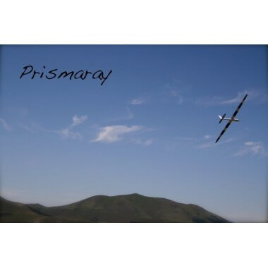 Planeur PRISMARAY 3.70 XMODELS