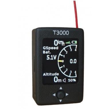 Récepteur télémétrie RC T3000