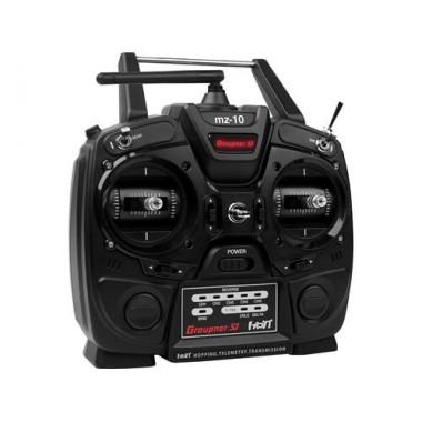 MZ-10 HoTT 2.4 GHz Graupner/SJ