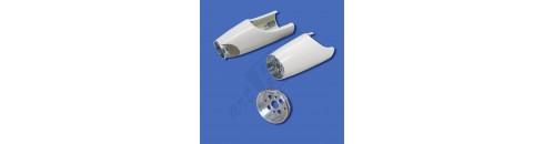 Supports moteur aluminium