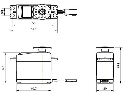 SAVOX SC-0251 MG