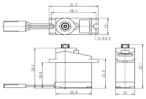 SAVOX SH-0256