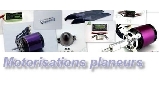 motorisations planeurs